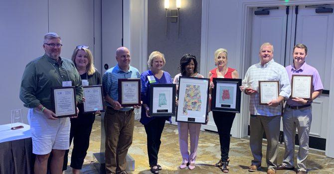 2020 CCAA Award Recipients