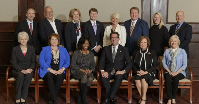2018 Board Leadership