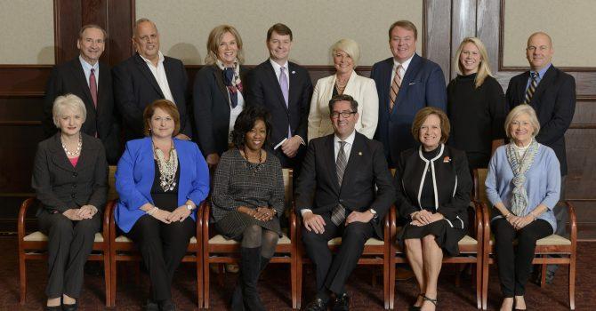 2018 Board Leadership
