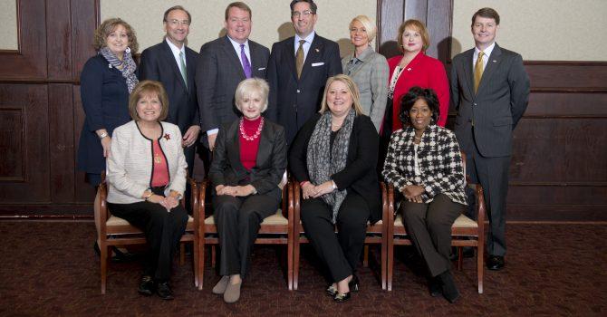 2017 Board Leadership
