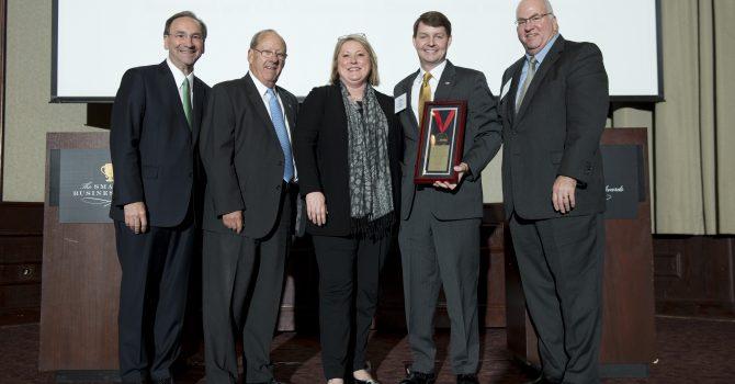 Thompson/Seymour Partnership Award