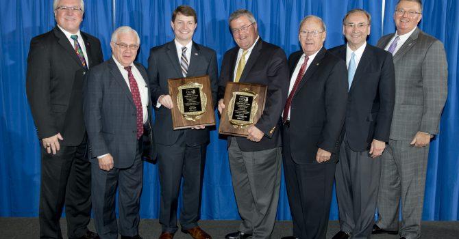 Jamie Wallace Award recipients